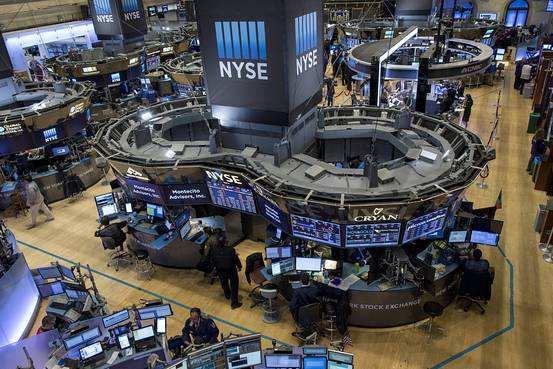 美国股市三大指数